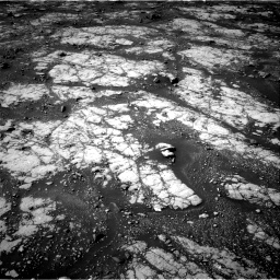 Nasa's Mars rover Curiosity acquired this image using its Right Navigation Camera on Sol 2788, at drive 730, site number 80