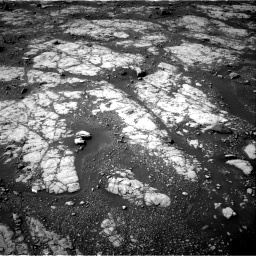 Nasa's Mars rover Curiosity acquired this image using its Right Navigation Camera on Sol 2788, at drive 748, site number 80