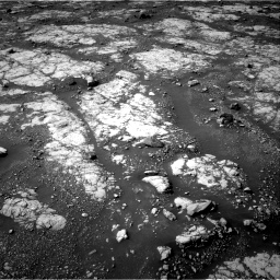Nasa's Mars rover Curiosity acquired this image using its Right Navigation Camera on Sol 2788, at drive 754, site number 80