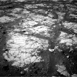 Nasa's Mars rover Curiosity acquired this image using its Right Navigation Camera on Sol 2788, at drive 772, site number 80