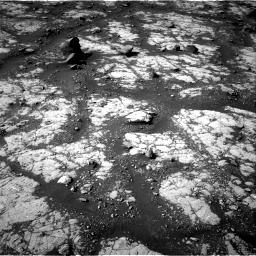 Nasa's Mars rover Curiosity acquired this image using its Right Navigation Camera on Sol 2788, at drive 856, site number 80