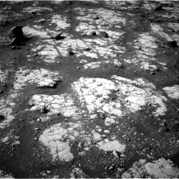 Nasa's Mars rover Curiosity acquired this image using its Right Navigation Camera on Sol 2788, at drive 862, site number 80