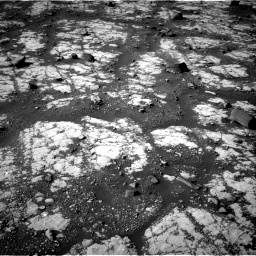 Nasa's Mars rover Curiosity acquired this image using its Right Navigation Camera on Sol 2788, at drive 868, site number 80