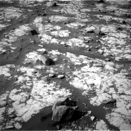 Nasa's Mars rover Curiosity acquired this image using its Right Navigation Camera on Sol 2788, at drive 880, site number 80