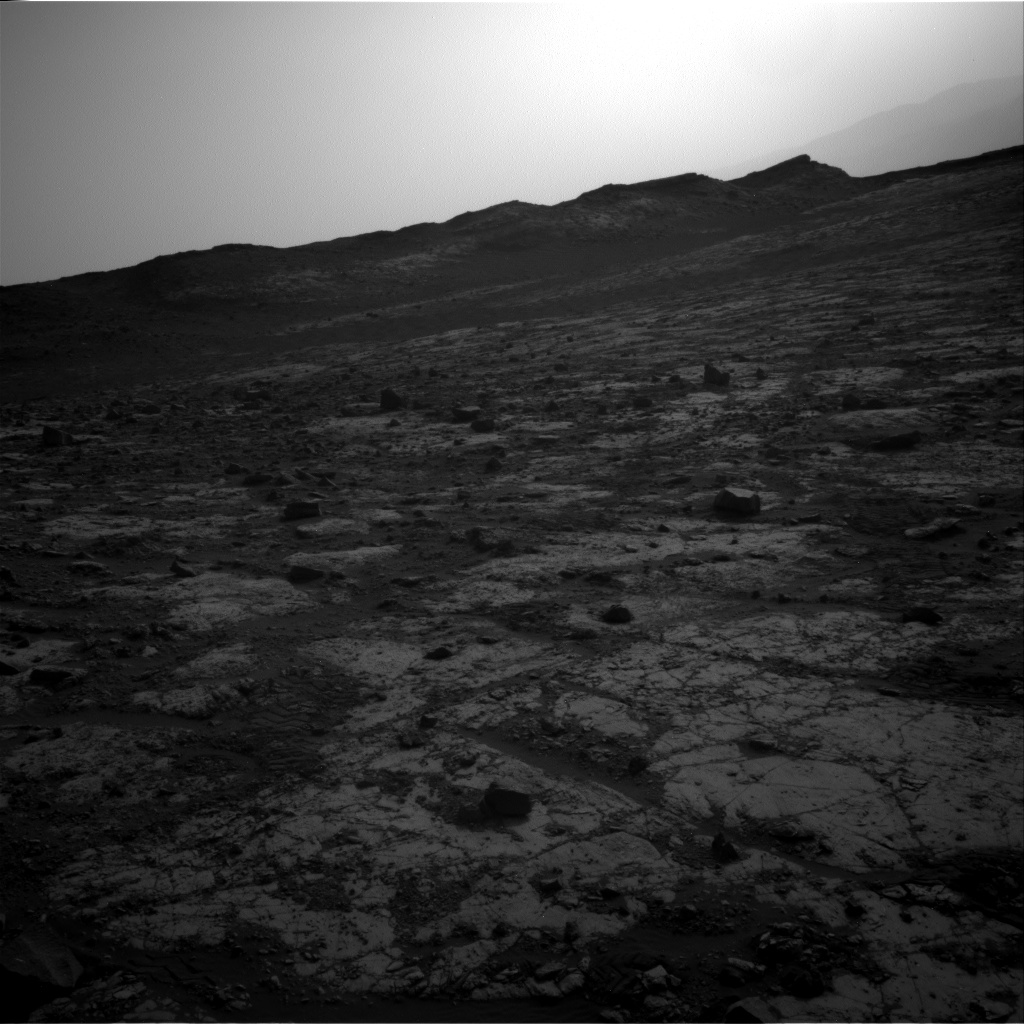 Nasa's Mars rover Curiosity acquired this image using its Right Navigation Camera on Sol 2788, at drive 902, site number 80