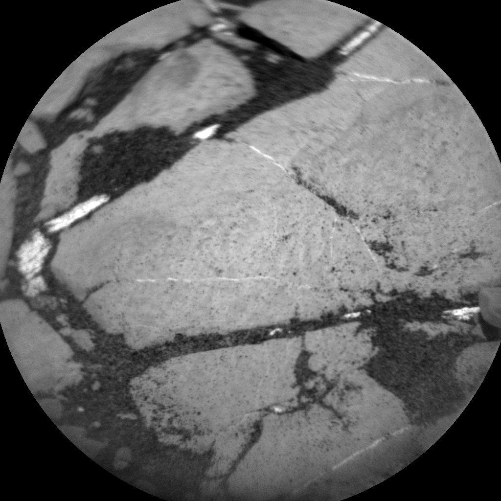 Nasa's Mars rover Curiosity acquired this image using its Chemistry & Camera (ChemCam) on Sol 2789, at drive 902, site number 80