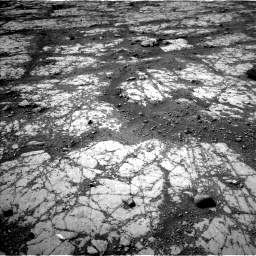 Nasa's Mars rover Curiosity acquired this image using its Left Navigation Camera on Sol 2790, at drive 1046, site number 80