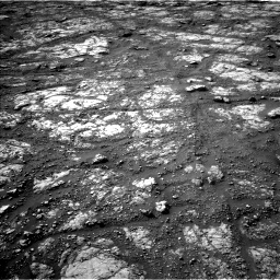 Nasa's Mars rover Curiosity acquired this image using its Left Navigation Camera on Sol 2790, at drive 1388, site number 80