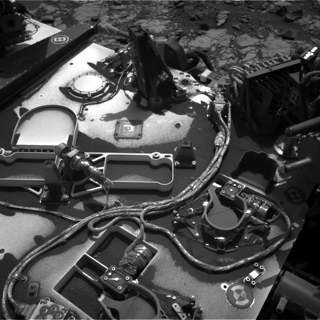 Nasa's Mars rover Curiosity acquired this image using its Right Navigation Camera on Sol 2790, at drive 902, site number 80