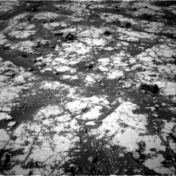 Nasa's Mars rover Curiosity acquired this image using its Right Navigation Camera on Sol 2790, at drive 914, site number 80