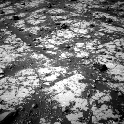 Nasa's Mars rover Curiosity acquired this image using its Right Navigation Camera on Sol 2790, at drive 920, site number 80