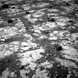 Nasa's Mars rover Curiosity acquired this image using its Right Navigation Camera on Sol 2790, at drive 932, site number 80
