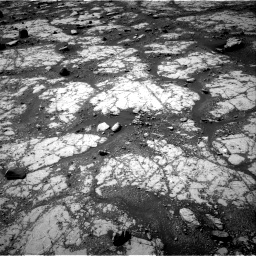 Nasa's Mars rover Curiosity acquired this image using its Right Navigation Camera on Sol 2790, at drive 998, site number 80