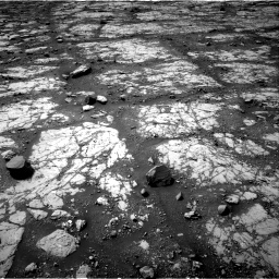 Nasa's Mars rover Curiosity acquired this image using its Right Navigation Camera on Sol 2790, at drive 1022, site number 80
