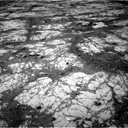 Nasa's Mars rover Curiosity acquired this image using its Right Navigation Camera on Sol 2790, at drive 1040, site number 80