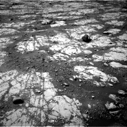 Nasa's Mars rover Curiosity acquired this image using its Right Navigation Camera on Sol 2790, at drive 1052, site number 80