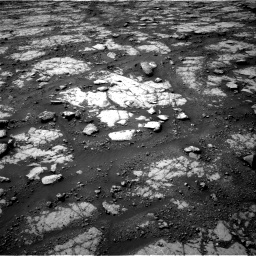 Nasa's Mars rover Curiosity acquired this image using its Right Navigation Camera on Sol 2790, at drive 1082, site number 80