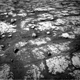 Nasa's Mars rover Curiosity acquired this image using its Right Navigation Camera on Sol 2790, at drive 1094, site number 80