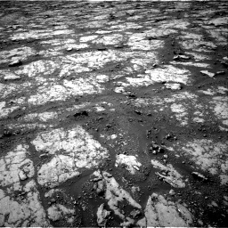 Nasa's Mars rover Curiosity acquired this image using its Right Navigation Camera on Sol 2790, at drive 1112, site number 80