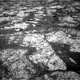 Nasa's Mars rover Curiosity acquired this image using its Right Navigation Camera on Sol 2790, at drive 1124, site number 80