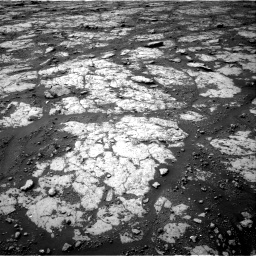 Nasa's Mars rover Curiosity acquired this image using its Right Navigation Camera on Sol 2790, at drive 1172, site number 80