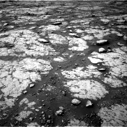 Nasa's Mars rover Curiosity acquired this image using its Right Navigation Camera on Sol 2790, at drive 1178, site number 80