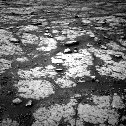 Nasa's Mars rover Curiosity acquired this image using its Right Navigation Camera on Sol 2790, at drive 1184, site number 80