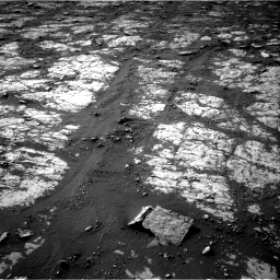Nasa's Mars rover Curiosity acquired this image using its Right Navigation Camera on Sol 2790, at drive 1274, site number 80