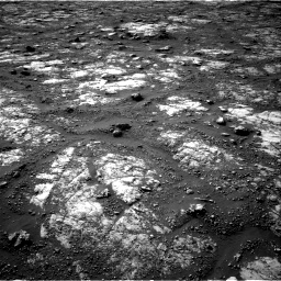 Nasa's Mars rover Curiosity acquired this image using its Right Navigation Camera on Sol 2790, at drive 1334, site number 80