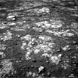 Nasa's Mars rover Curiosity acquired this image using its Right Navigation Camera on Sol 2790, at drive 1370, site number 80