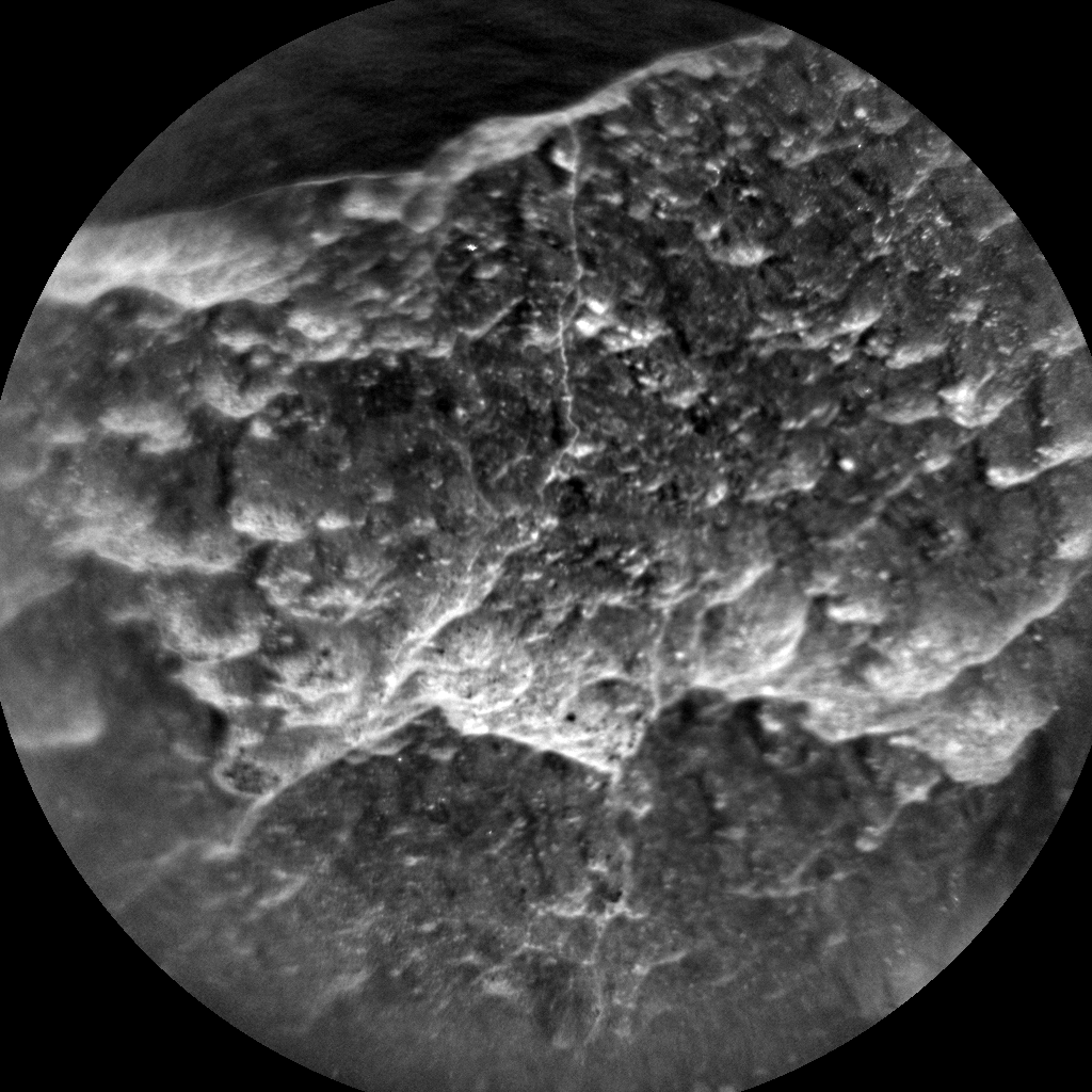 Nasa's Mars rover Curiosity acquired this image using its Chemistry & Camera (ChemCam) on Sol 2790, at drive 902, site number 80