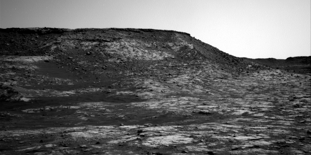 Nasa's Mars rover Curiosity acquired this image using its Right Navigation Camera on Sol 2791, at drive 1398, site number 80