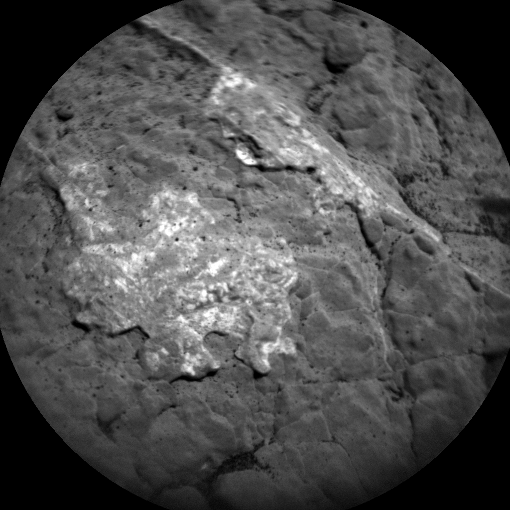 Nasa's Mars rover Curiosity acquired this image using its Chemistry & Camera (ChemCam) on Sol 2791, at drive 1398, site number 80