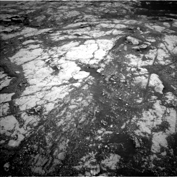 Nasa's Mars rover Curiosity acquired this image using its Left Navigation Camera on Sol 2793, at drive 1554, site number 80