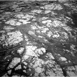 Nasa's Mars rover Curiosity acquired this image using its Left Navigation Camera on Sol 2793, at drive 1596, site number 80