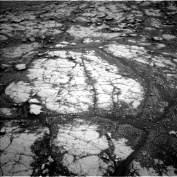 Nasa's Mars rover Curiosity acquired this image using its Left Navigation Camera on Sol 2793, at drive 1638, site number 80