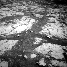 Nasa's Mars rover Curiosity acquired this image using its Right Navigation Camera on Sol 2793, at drive 1434, site number 80
