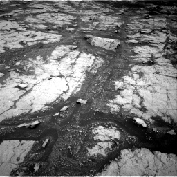 Nasa's Mars rover Curiosity acquired this image using its Right Navigation Camera on Sol 2793, at drive 1440, site number 80