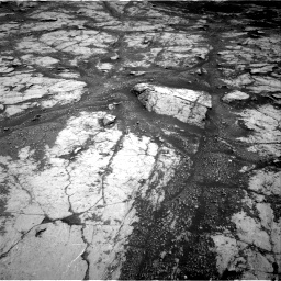 Nasa's Mars rover Curiosity acquired this image using its Right Navigation Camera on Sol 2793, at drive 1452, site number 80