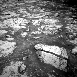 Nasa's Mars rover Curiosity acquired this image using its Right Navigation Camera on Sol 2793, at drive 1464, site number 80
