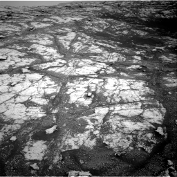 Nasa's Mars rover Curiosity acquired this image using its Right Navigation Camera on Sol 2793, at drive 1476, site number 80