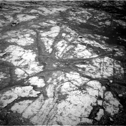 Nasa's Mars rover Curiosity acquired this image using its Right Navigation Camera on Sol 2793, at drive 1500, site number 80