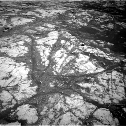 Nasa's Mars rover Curiosity acquired this image using its Right Navigation Camera on Sol 2793, at drive 1506, site number 80