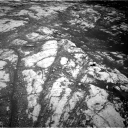 Nasa's Mars rover Curiosity acquired this image using its Right Navigation Camera on Sol 2793, at drive 1518, site number 80
