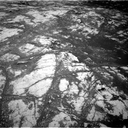 Nasa's Mars rover Curiosity acquired this image using its Right Navigation Camera on Sol 2793, at drive 1524, site number 80