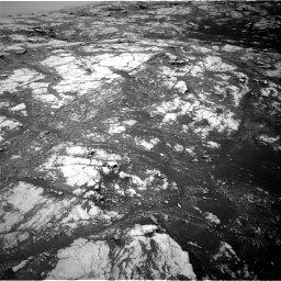 Nasa's Mars rover Curiosity acquired this image using its Right Navigation Camera on Sol 2793, at drive 1536, site number 80