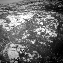 Nasa's Mars rover Curiosity acquired this image using its Right Navigation Camera on Sol 2793, at drive 1542, site number 80