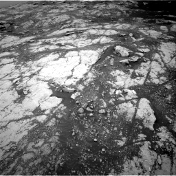 Nasa's Mars rover Curiosity acquired this image using its Right Navigation Camera on Sol 2793, at drive 1560, site number 80