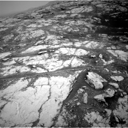 Nasa's Mars rover Curiosity acquired this image using its Right Navigation Camera on Sol 2793, at drive 1572, site number 80