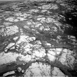 Nasa's Mars rover Curiosity acquired this image using its Right Navigation Camera on Sol 2793, at drive 1590, site number 80